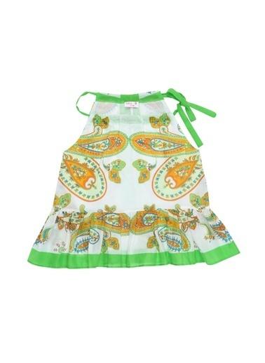 TAKAWEAR Elbise Yeşil